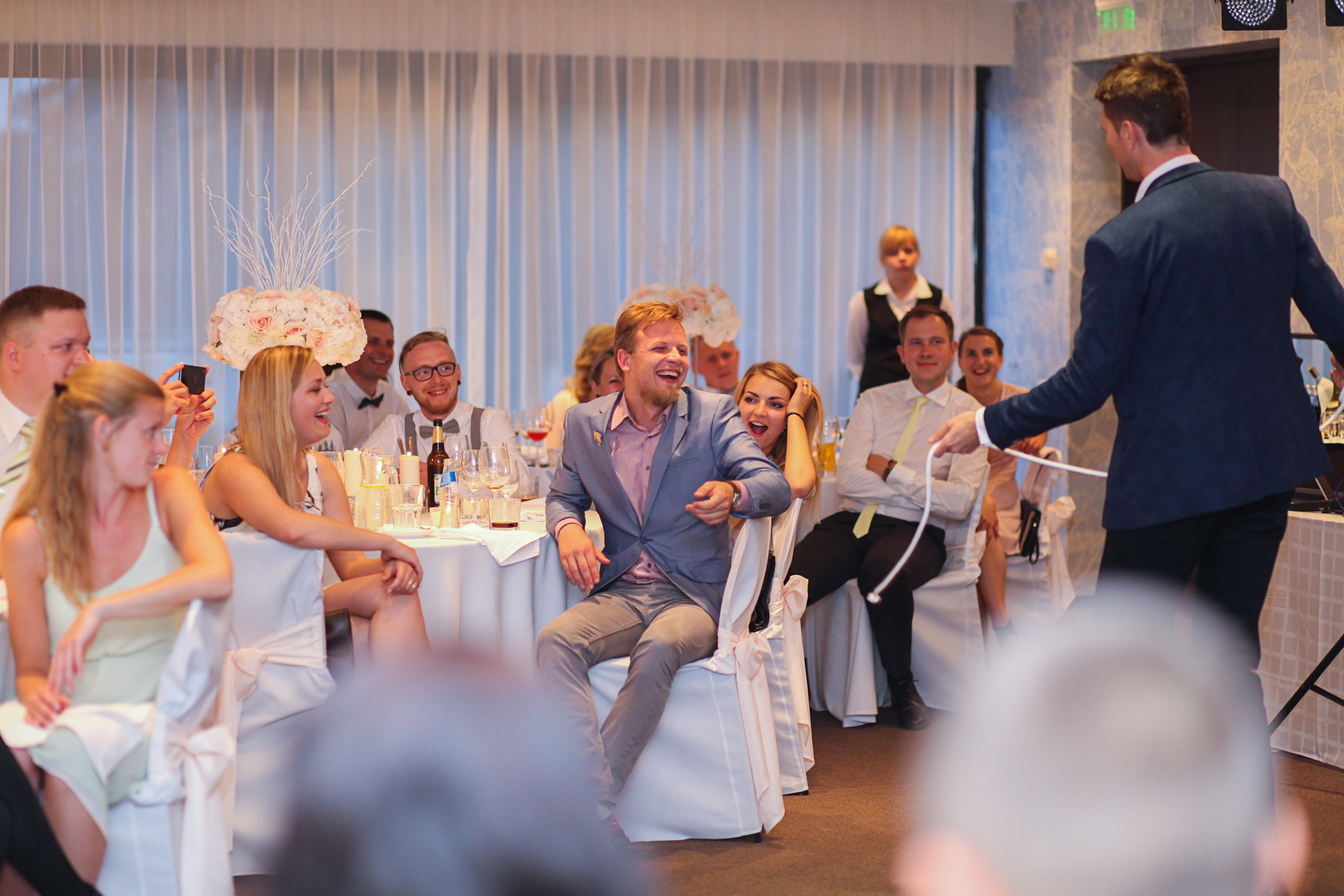Magija vestuvėse