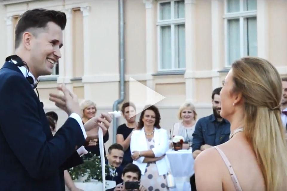 Vestuvių šventės akimirkos
